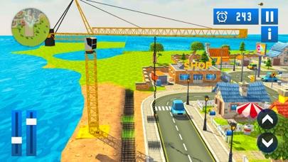 River Border Wall Construction screenshot 3