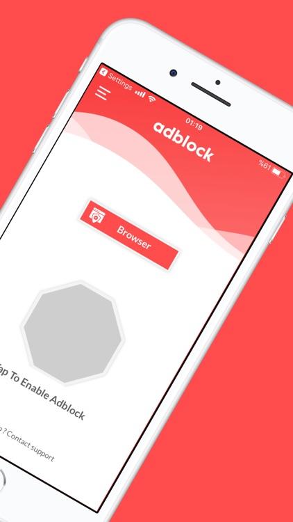 AdBlock+ Block & Remove Ads