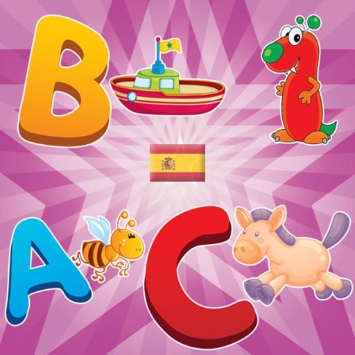 Spanish Alphabet Games for Kid iOS App