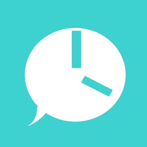 SMSClerk: Send your text later iOS App