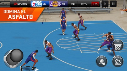 download NBA LIVE Mobile Baloncesto apps 1