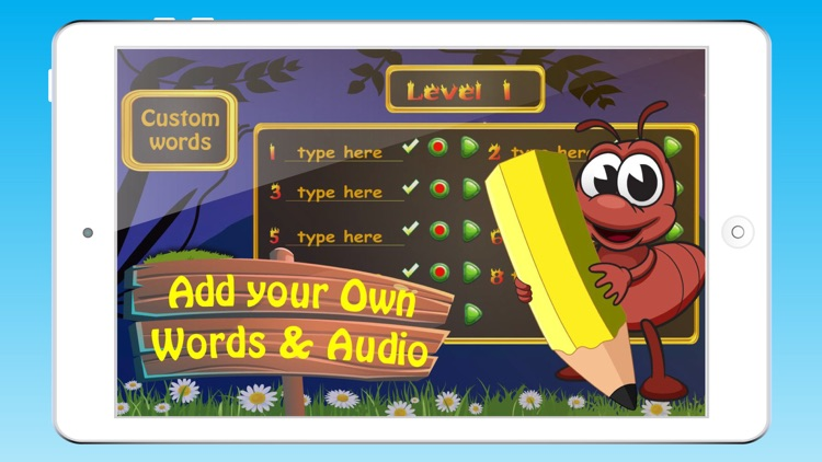 Fun Kids Spelling Word Games screenshot-0