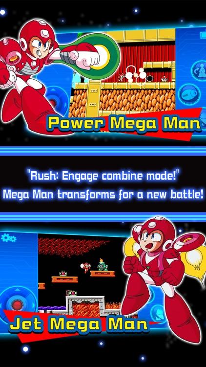 MEGA MAN 6 MOBILE