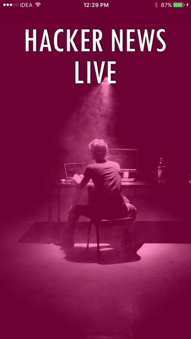 Hacker News Live