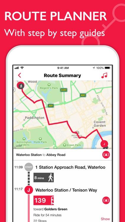 Bus Times London Pro