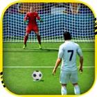 Faltas e objetivos de futebol - jogos 3D icon