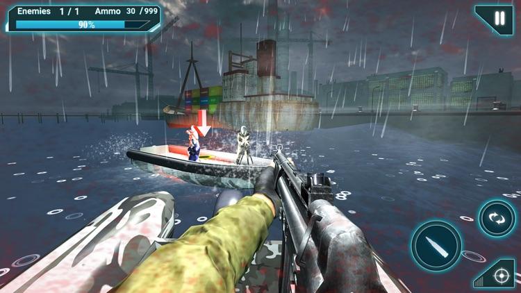 Army Battleship Attack screenshot-3