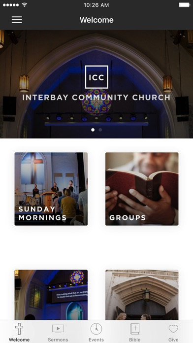 Interbay Community Church screenshot 1