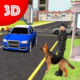 Police Dog - Criminal Chase 3D