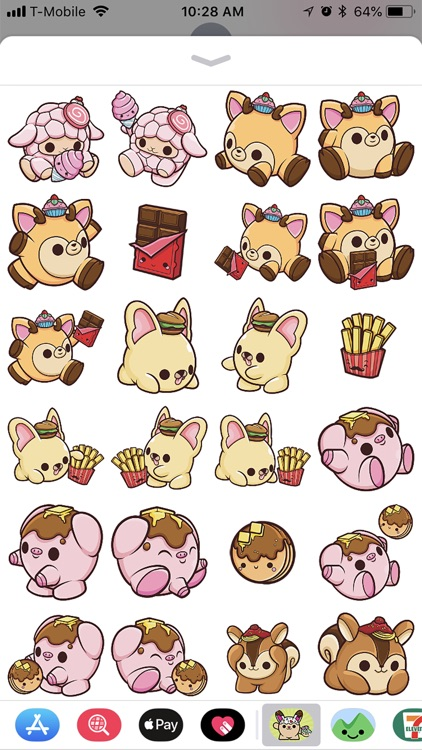Smooshy Mushy Sticker Pack