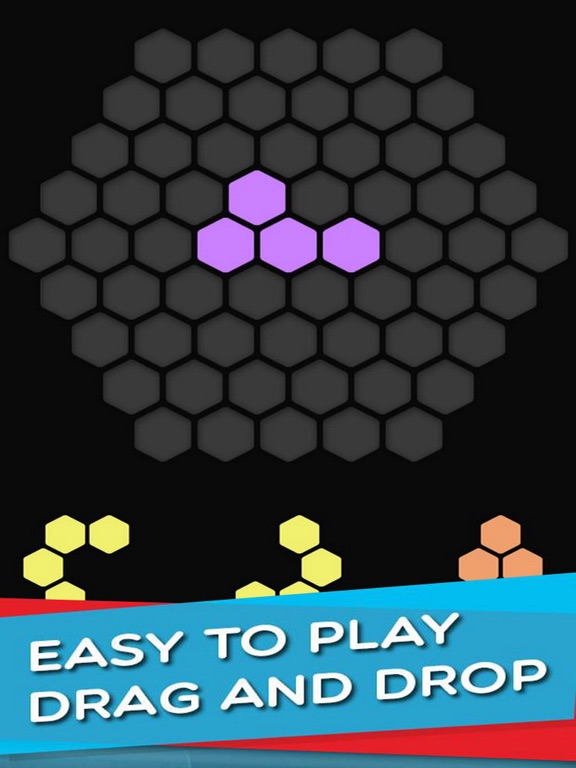 Dark Hexagon - Block screenshot 4