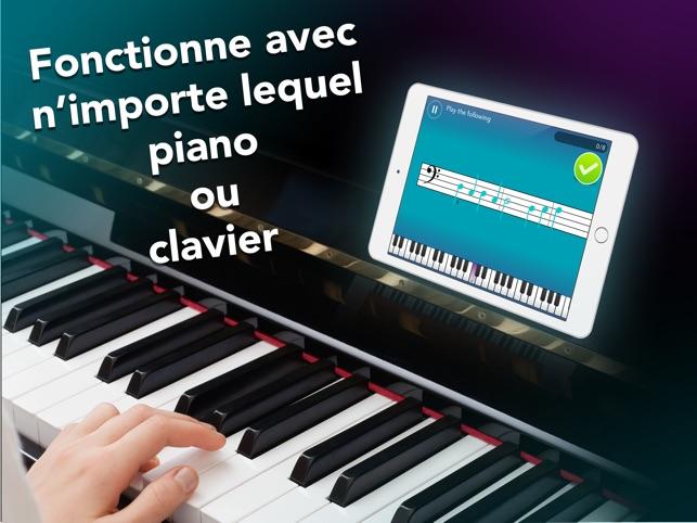 Simply Piano par JoyTunes Capture d'écran