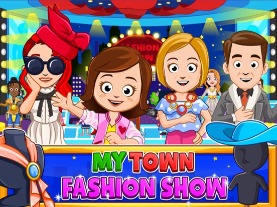 My Town : Fashion Show Screenshots