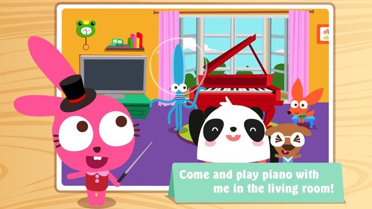 Purple Pink Play House