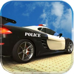 Amazing Police Pursuit Car 3d