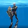 Strongbox3d, LLC - Freediving Hunter Adrenaline artwork