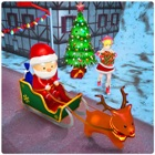 Christmas Night Santa Survival icon