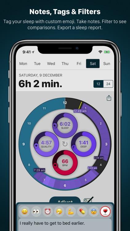 AutoSleep Tracker for Watch screenshot-3