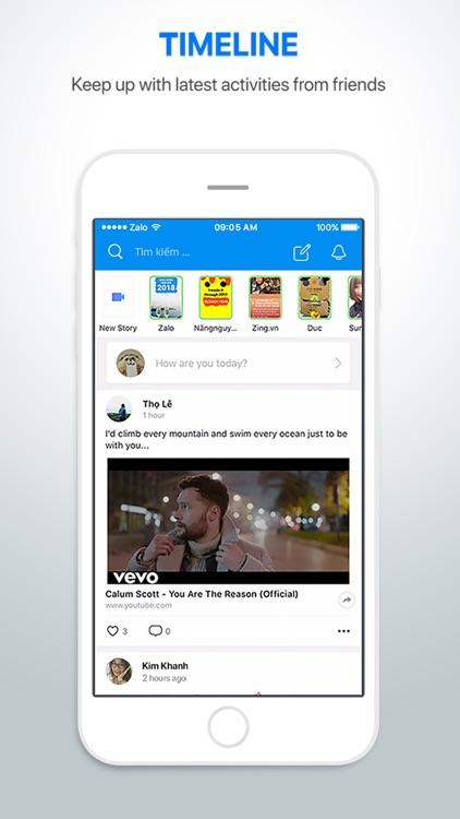 Zalo screenshot-4