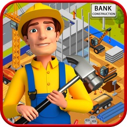 Bank Construction – Builder Zone Game
