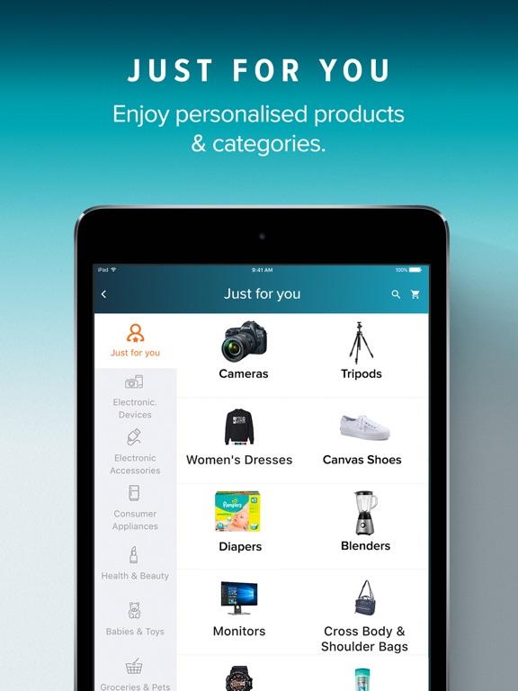 Lazada - #1 Online Shopping iPad