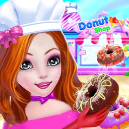 Donuts Maker Fun - Sweets Shop