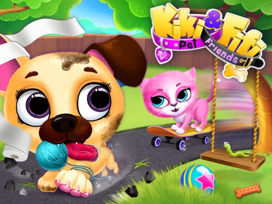 Kiki & Fifi Pet Friends screenshot 9