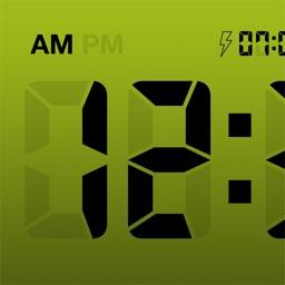 LCD Clock Lite