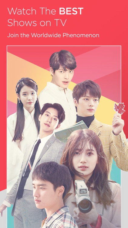 DramaFever - Stream Your Shows