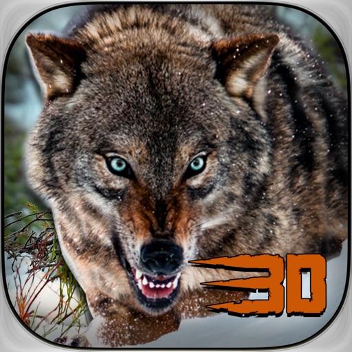 Дикий волк симулятор атака 3D - Живи альфа и отомстить за свой клан