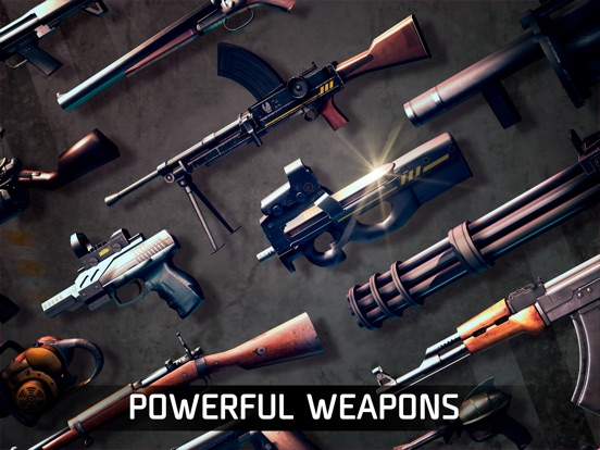 DEAD TRIGGER: Survival Shooter Screenshots