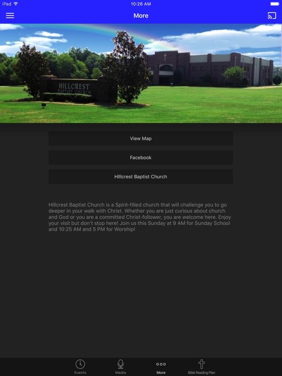 Hillcrest Baptist Byram, MS screenshot 6