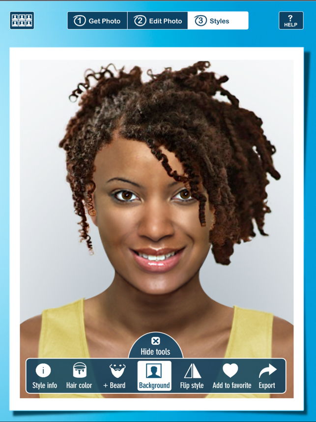 Hairstyle Pro Try On On The App Store