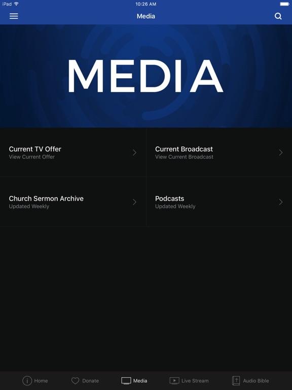 Larry Huch Ministries screenshot 5