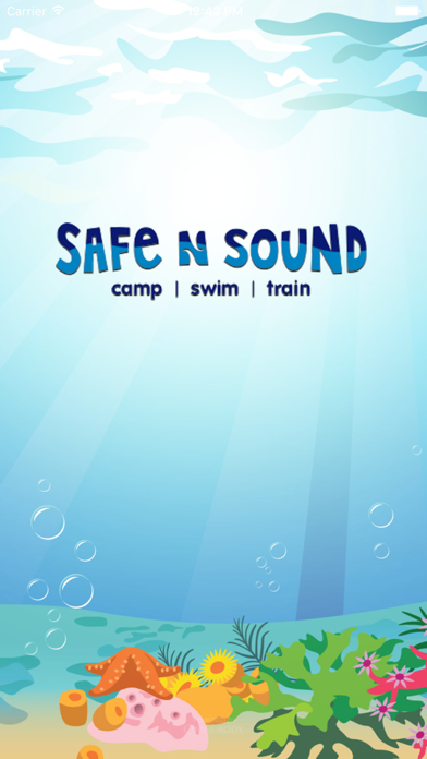 Safe N Sound Swimming screenshot one