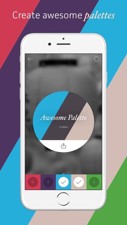 Qolor - Fast Color Grabber screenshot-3