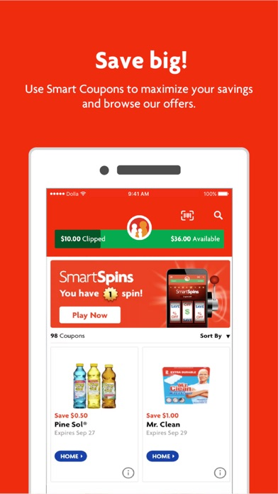 Top 10 Apps like Kirkland's Spin to Win in 2019 for iPhone