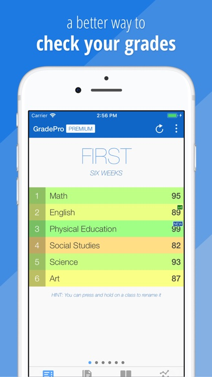 GradePro for grades screenshot-1