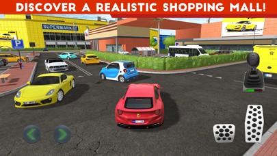 Shopping Mall Parking Lot free Coins hack