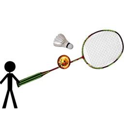 SuperCuteBadminton超级可爱羽毛球