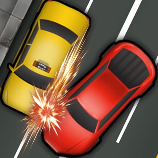 2D Infinite Car Racing iOS App