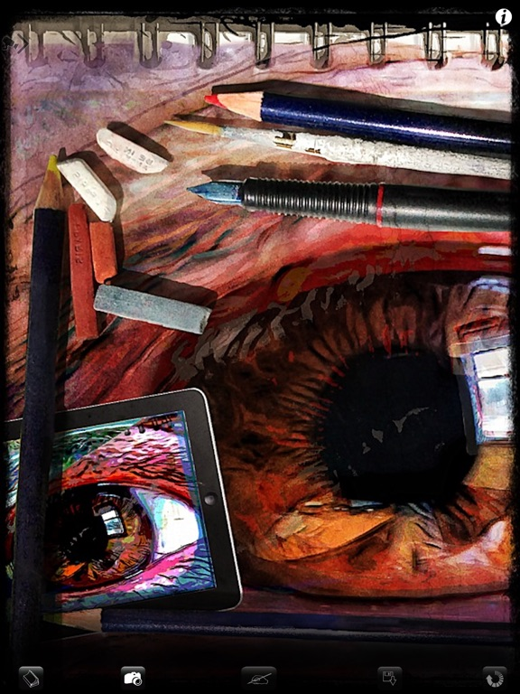 Camera Lucida Screenshots