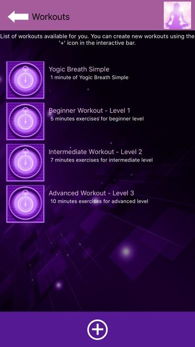 Yoga for beginners - YogaBot screenshot 3