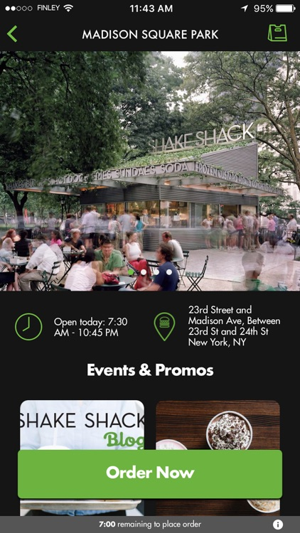 Shake Shack screenshot-4