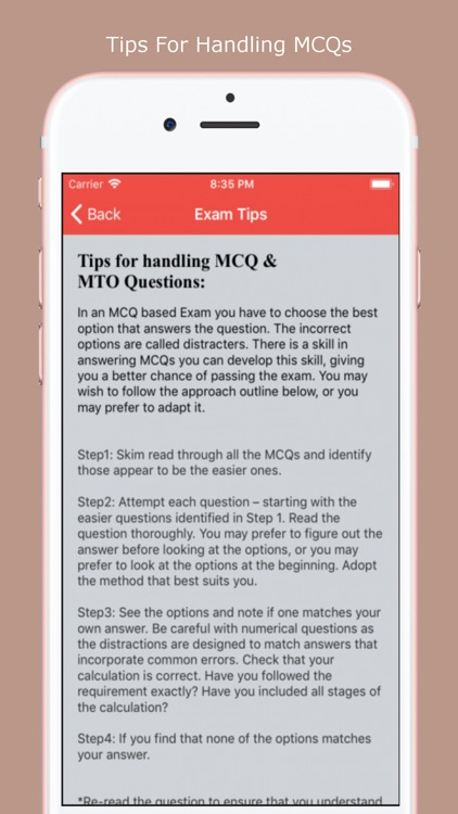 Home Inspector MCQ Exam Prep screenshot-3