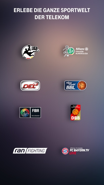 Telekom Sport screenshot-0