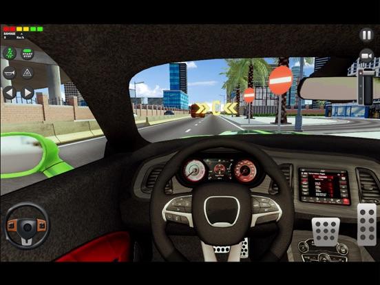 市 車 運転 学校 sim 3dのおすすめ画像9