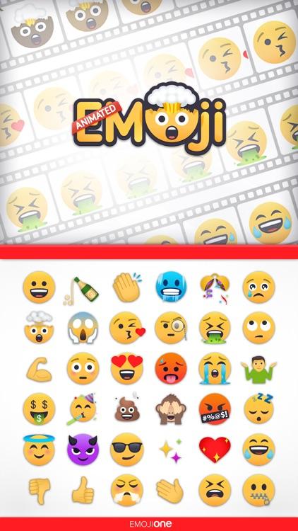 Animated Emoji by EmojiOne
