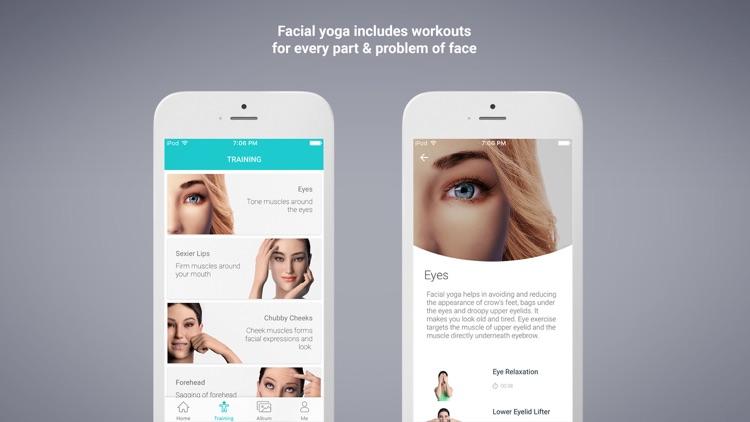 Facial Yoga Pro - Face fitness