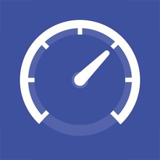 speedcheck internet speed test をapp storeで